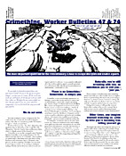 CrimethInc. Worker Bulletins 47 & 74 by…
