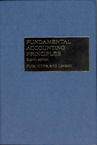 Fundamental accounting principles by William…