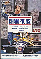 Champions!: Hawthorn, Hill, Clark, Surtees,…