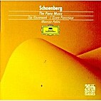 The Piano Music by Arnold Schoenberg