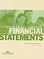 Understanding Nonprofit Financial Statements…