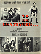 To be continued by Ken Weiss