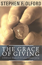 The grace of giving; thoughts on financial…