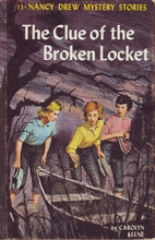 The Clue of the Broken Locket by Carolyn…