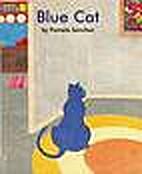 Blue Cat by Pamela Sanchez