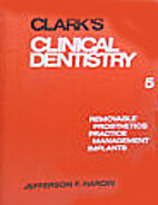 Clarks Clinical Dentistry Index by Jefferson…