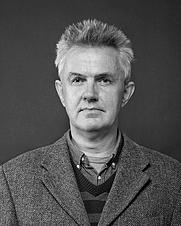 Author photo. Arjen Mulder