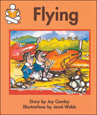 Flying by Joy Cowley