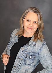 Author photo. Jessie Starkey