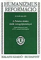 A Palatics-kódex török…