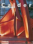 Calder monumental by Beaux Arts hors série