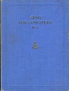Gems for Songsters 5 by Wilfred Kitching
