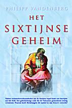 Het Sixtijnse geheim by Philipp Vandenberg
