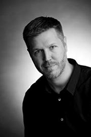 Author photo. D. K. Holmberg.