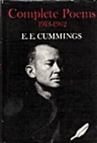 Complete poems, 1913-1962 by E.E. Cummings