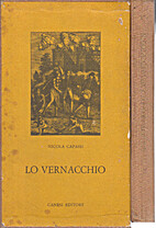 Lo vernacchio ed altri sonetti. Con un…