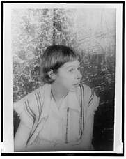 Fotografia dell'autore. Photo by Carl Van Vechten, July 31, 1959 (Library of Congress, Prints & Photographs Division, Carl Van Vechten Collection, Reproduction Number: LC-USZ62-130115)