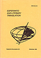 Esperanto and literary translation by…