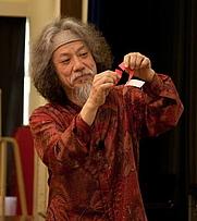 Author photo. Jin Akiyama
