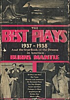 The Best Plays of 1937-1938 and the Year…