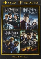 4 Film Favorites: Harry Potter Years 5-7 by…