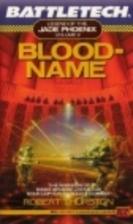 Bloodname by Robert Thurston