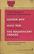 Three Dramas of American Individualism by…