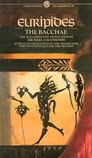 Bacchae [Greek text] by Euripides