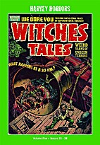 Harvey Horrors Witches tales vol. 5 by…