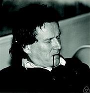 Author photo. Dieter Blessenohl. Photo by Konrad Jacobs.