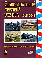 Czech Tanks And AFV's 1918-48 by Charles…