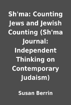 Sh'ma: Counting Jews and Jewish Counting…