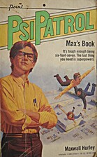Max's Book (The Psi Patrol No 3) by Maxwell…