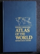 National Geographic Atlas of the World, 6th…