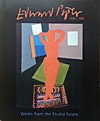 Edward Piper 1938-1990 - Works from the…