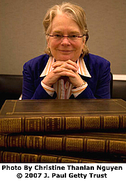 Author photo. Lynn Hunt [credit: Christine Thanlan Nguyen]
