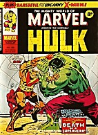 The Mighty World of Marvel # 190