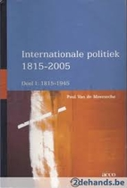 Internationale Politiek 1815-2004 / 1…