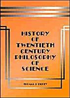 History of Twentieth-Century Philosophy of…