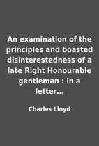 An examination of the principles and boasted…