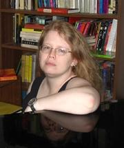 Author photo. Photo by A. Monette