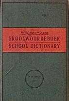 Skoolwoordeboek/School dictionary by…