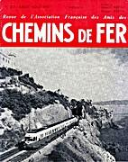 Chemins de fer n°217 by Daniel Caire