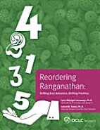 Reordering Ranganathan: Shifting User…