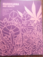 Marihuana and Health : Sixth Annual Report…