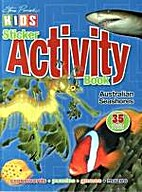 Kids Sticker Activity Book - Australian…