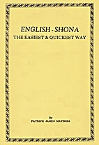 English & Shona the easiest & quickest way…