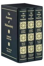 The Anatomy of Melancholy (Folio Society…