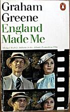 England made me by Graham Greene