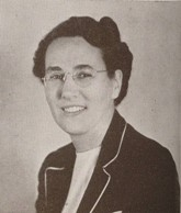 Author photo. Rosalind Rinker, 1945
